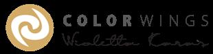 Color Wings I Wioletta Karaś I Artist painter